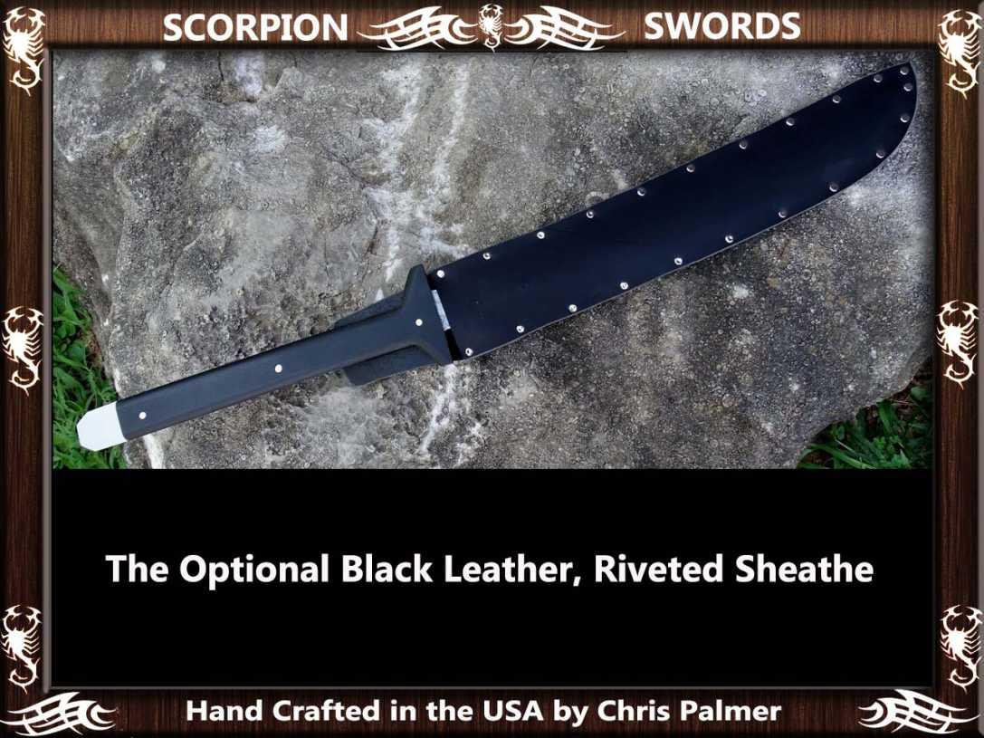 Scorpion Swords Sword of Hakai 6