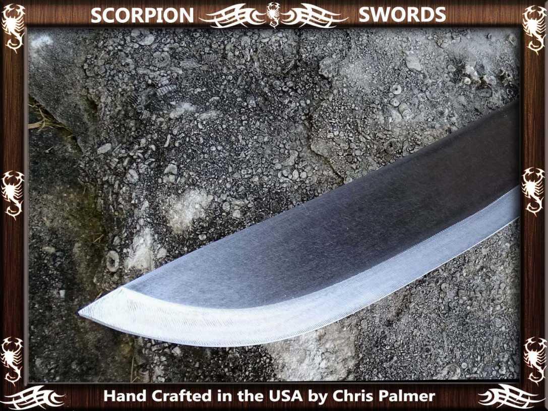 Scorpion Swords Sword of Hakai 7