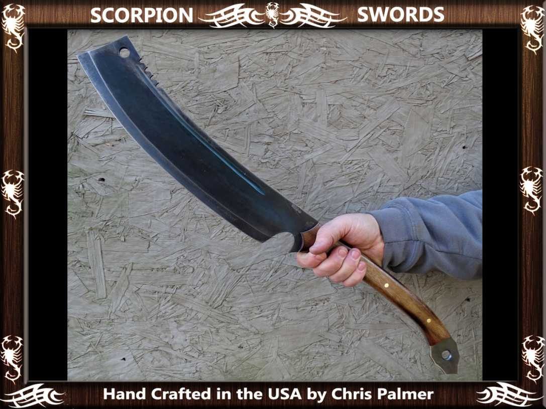 Scorpion Swords Orc Chopper