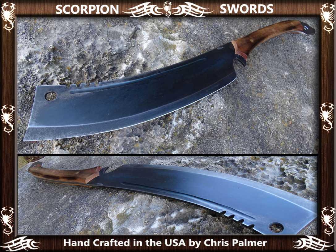 Scorpion Swords Orc Chopper 4