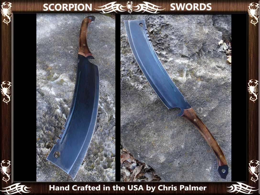 Scorpion Swords Orc Chopper 5