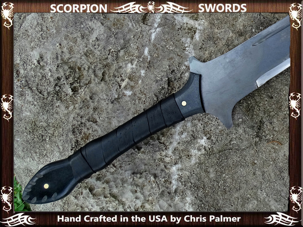 Scorpion Swords - Badland Katana 2.0 - Doomsday Line Sword #01 3