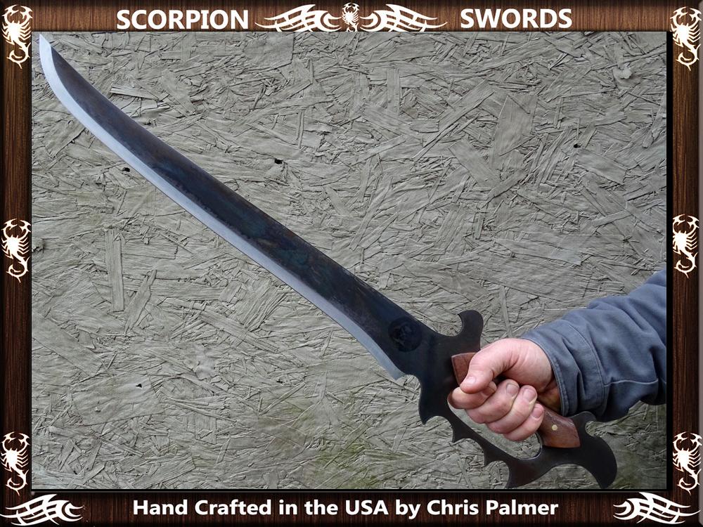 Scorpion Swords - Doomsday Cutlass - Doomsday Line Sword #05