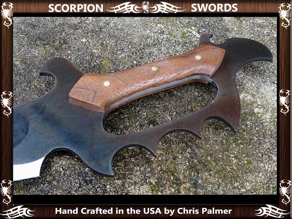 Scorpion Swords - Doomsday Cutlass - Doomsday Line Sword #05 1