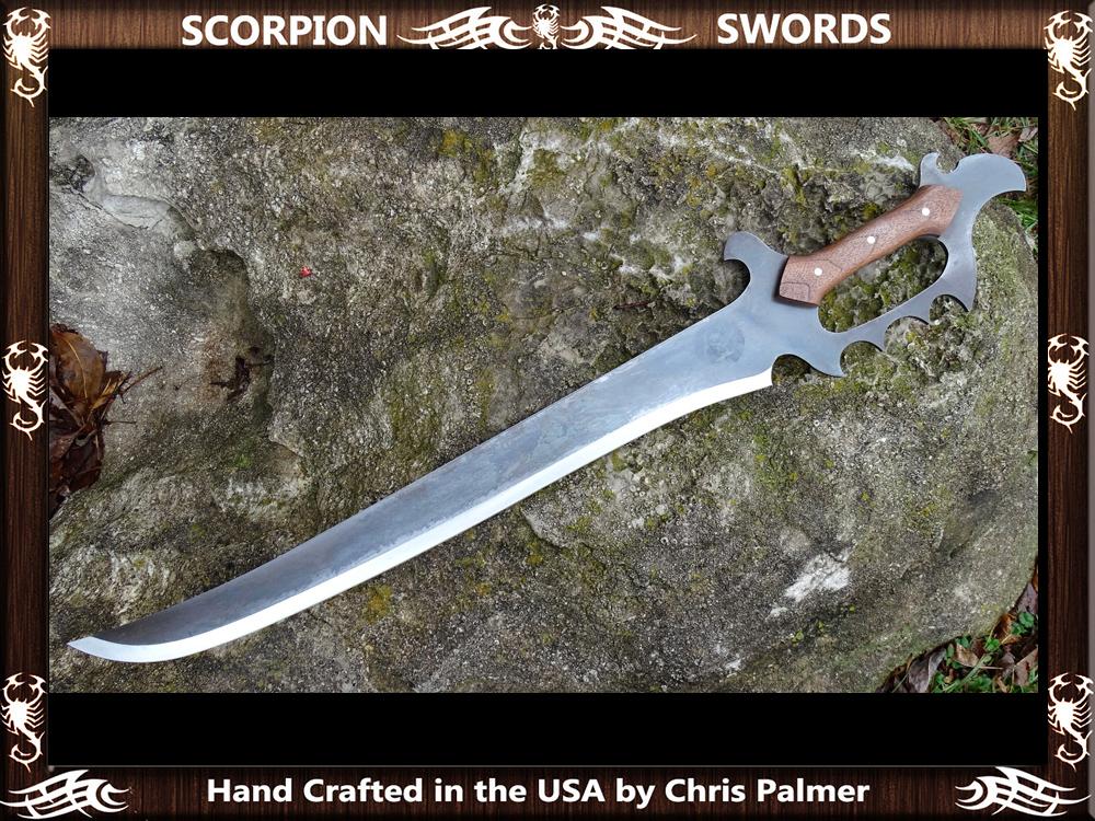 Scorpion Swords - Doomsday Cutlass - Doomsday Line Sword #05 4