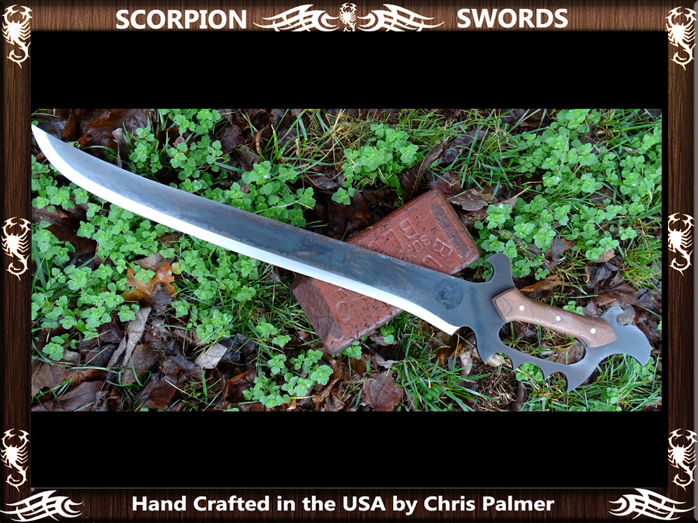 Scorpion Swords - Doomsday Cutlass - Doomsday Line Sword #05 6