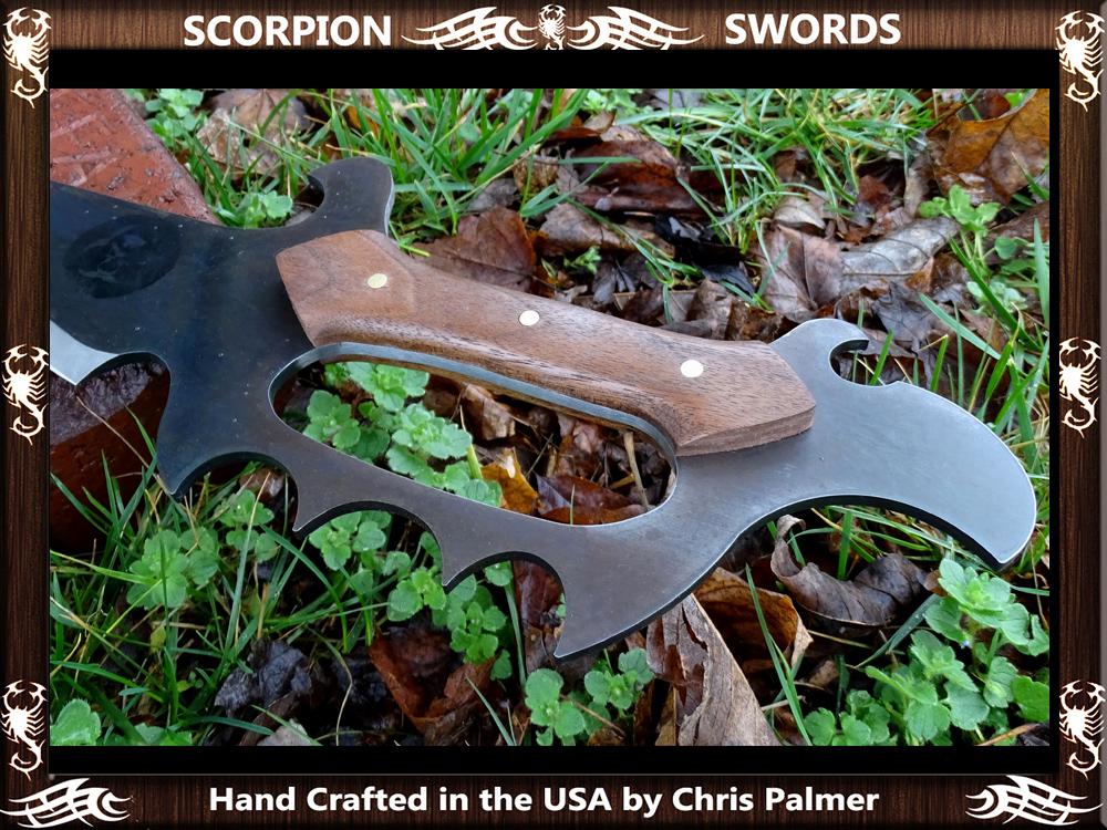 Scorpion Swords - Doomsday Cutlass - Doomsday Line Sword #05 7