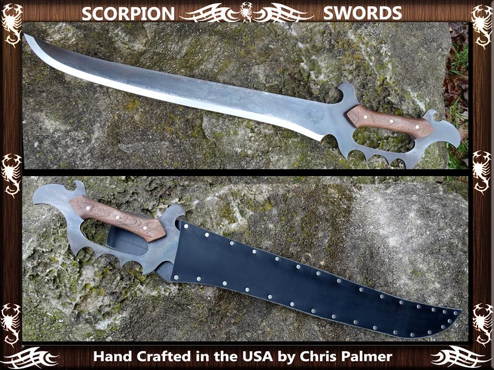 Scorpion Swords - Doomsday Cutlass - Doomsday Line Sword #05 8