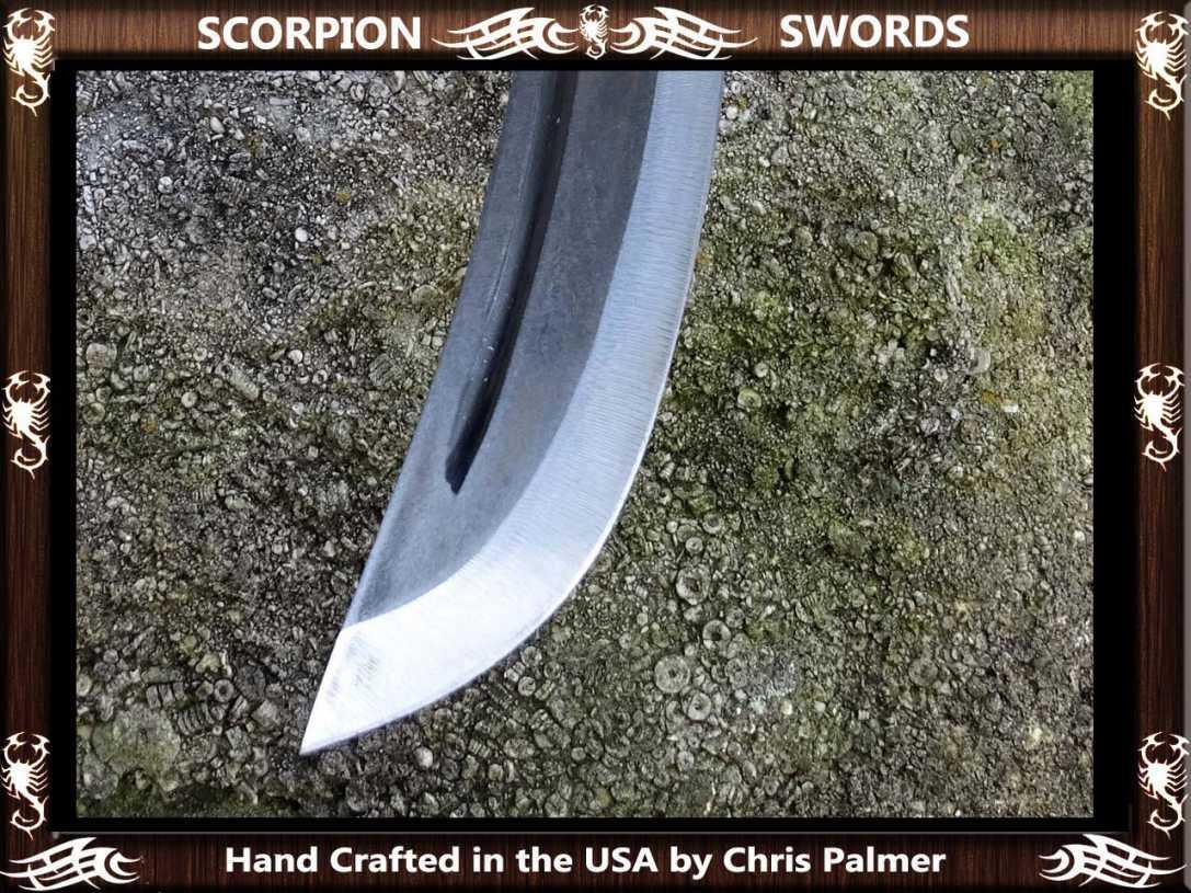 Scorpion Swords - Badland Katana - Doomsday Line Sword #01 2