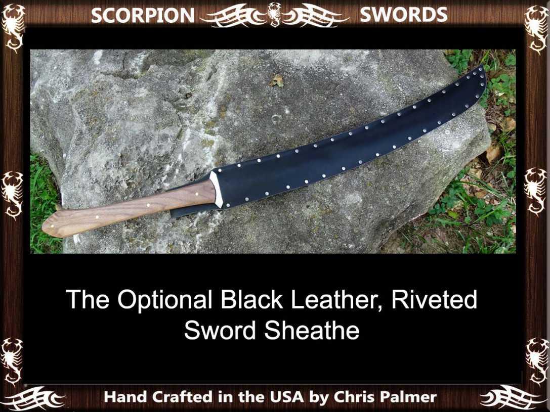 Scorpion Swords - Badland Katana - Doomsday Line Sword #01 8