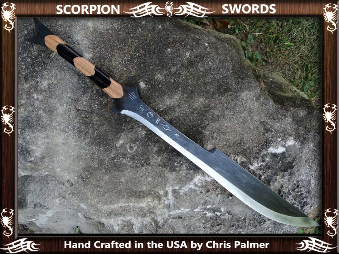 Scorpion Swords Goblins' Shortsword 1