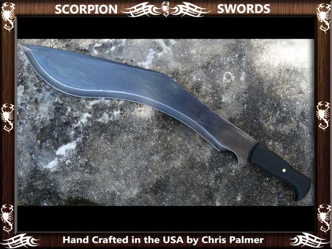 Scorpion Swords Reaper Sword 3