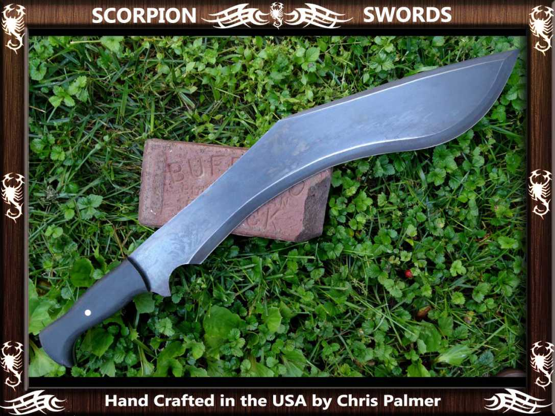 Scorpion Swords Reaper Sword 7