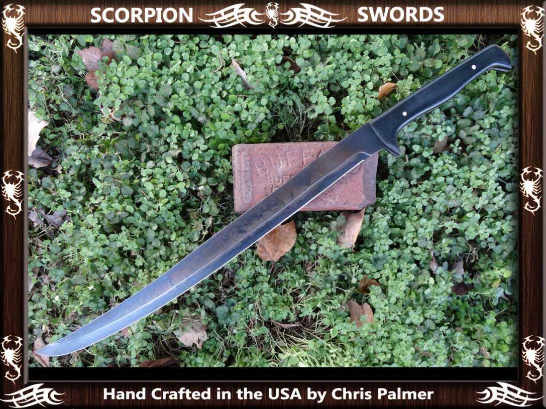 Scorpion Swords Tactical Ko Katana 1