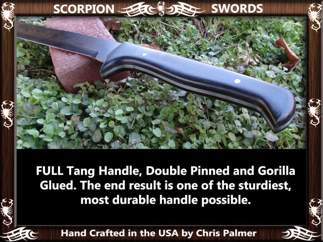 Scorpion Swords Tactical Ko Katana 2