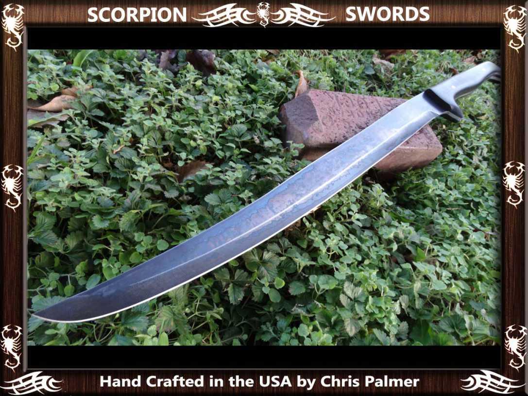 Scorpion Swords Tactical Ko Katana 3