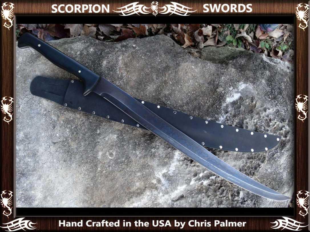 Scorpion Swords Tactical Ko Katana 4