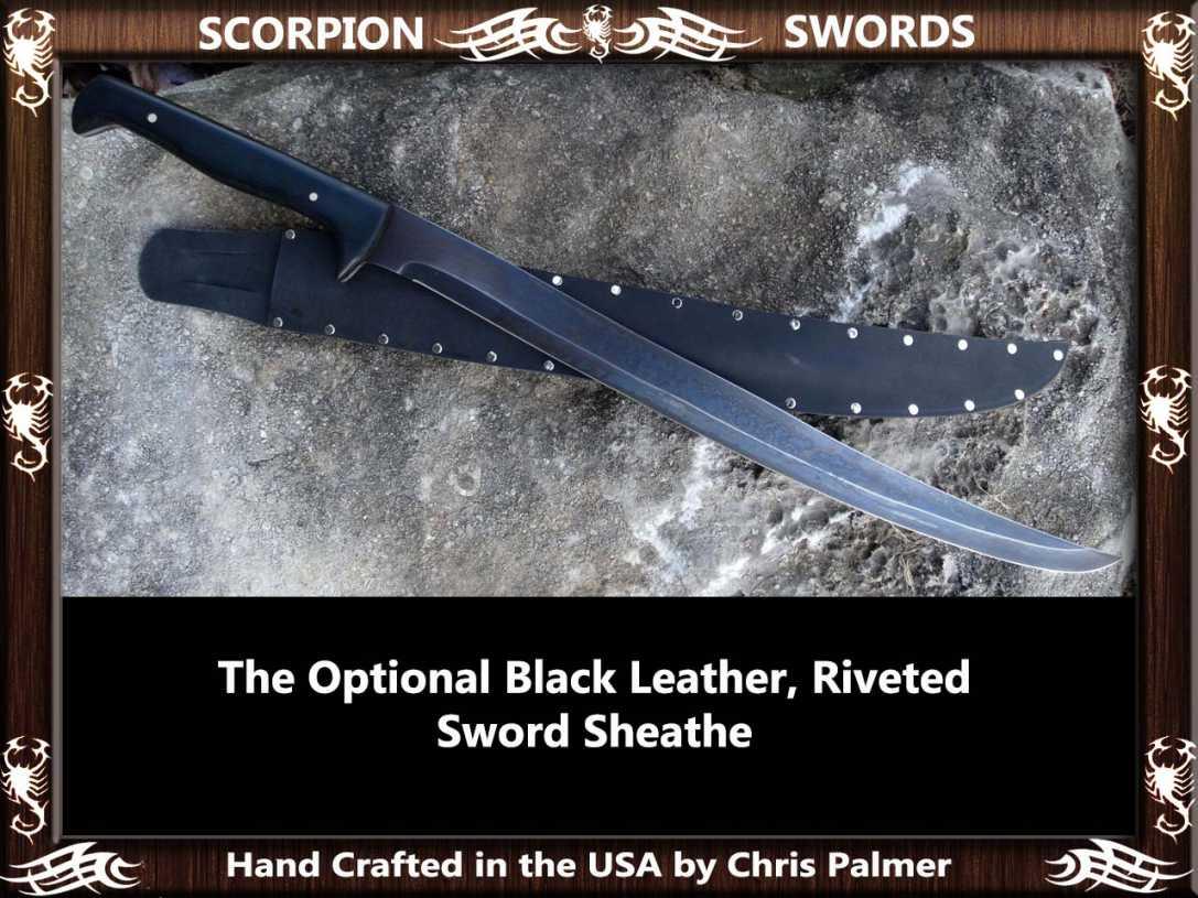 Scorpion Swords Tactical Ko Katana 5