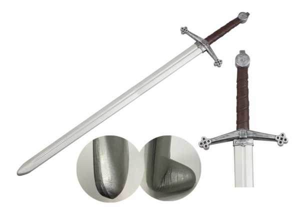 Sparkfoam LARP Highland Claymore (LATEX W/FIBERGLASS CORE)