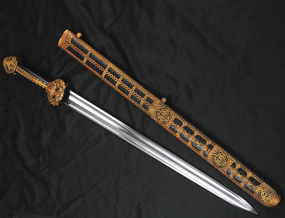 1060 Carbon Steel Yong Lo Sword 1
