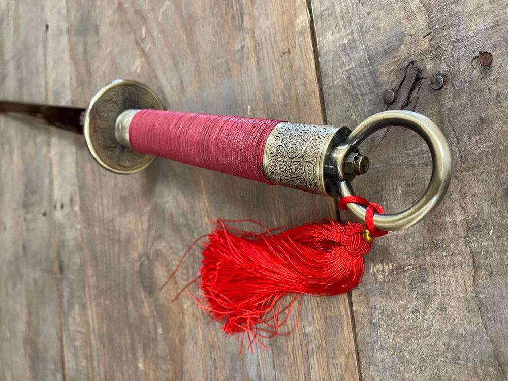 1045 Carbon Steel Sword of Mulan 9