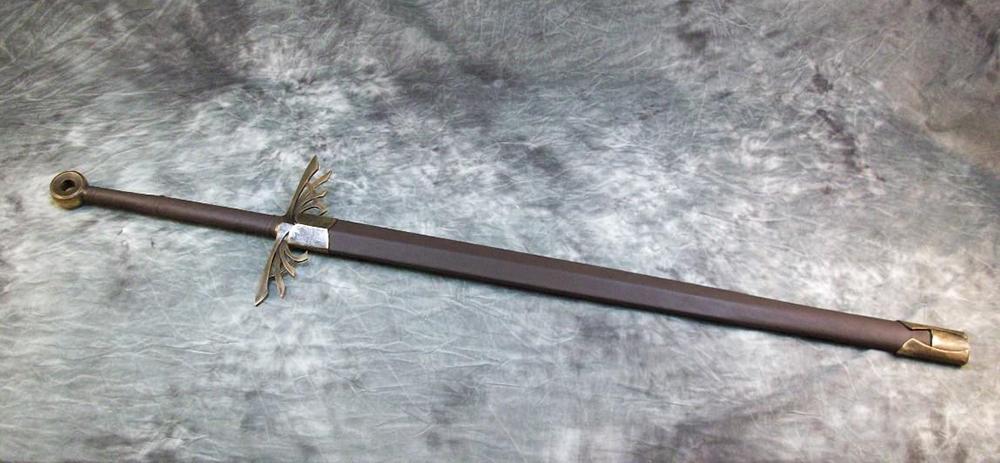 Seraph Aegis Sword by Jeffrey J. Robinson and Michael Ye 9