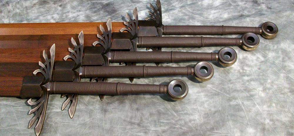 Seraph Aegis Sword by Jeffrey J. Robinson and Michael Ye 10