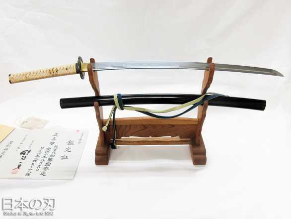 BoJ Katana #001: Antique Banzai Kato Kunihide 32193