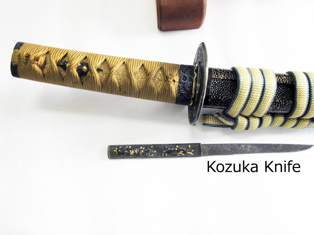 BoJ Daisho Set #001: Antique Mid Edo Period Katana and Wakizashi 33041/3040 12