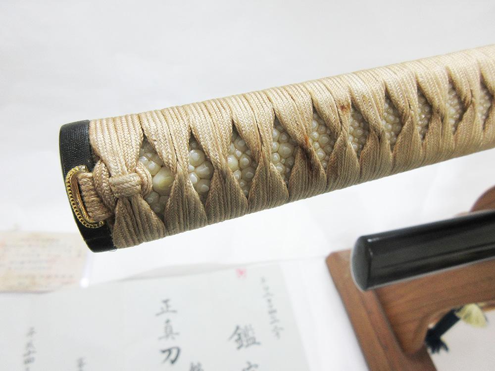 BoJ Katana #001: Antique Banzai Kato Kunihide 32193 4