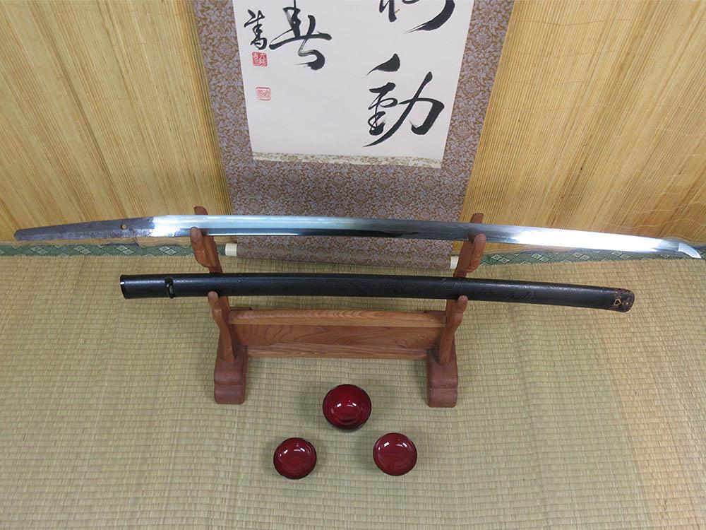 BoJ Katana #004: Antique Echizen Kanetane 085144 1