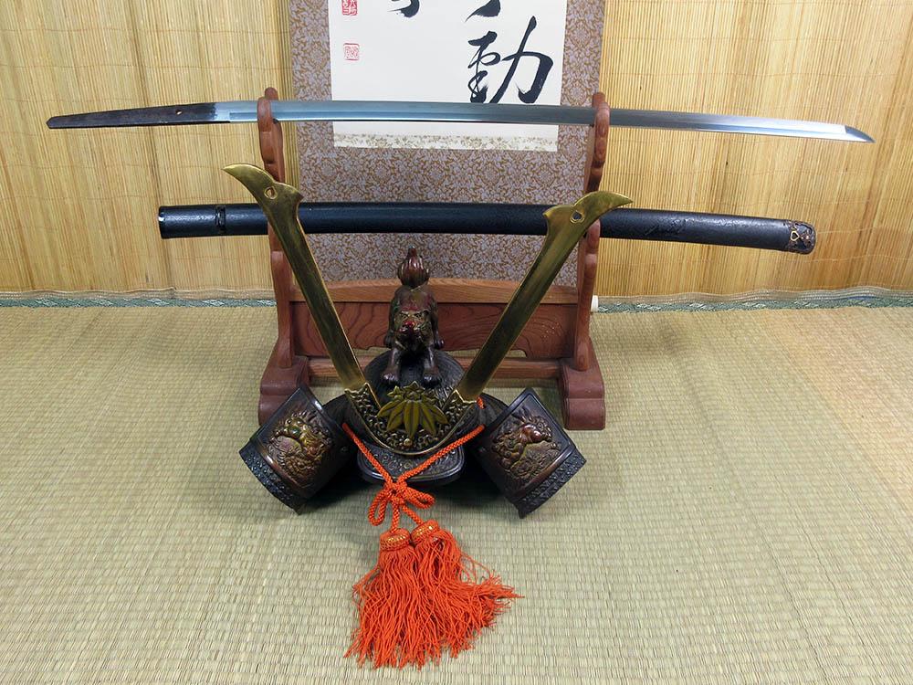 BoJ Katana #004: Antique Echizen Kanetane 085144 15