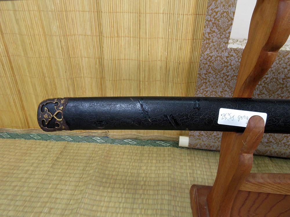 BoJ Katana #004: Antique Echizen Kanetane 085144 5
