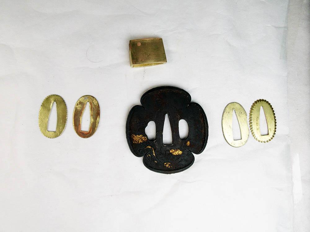 BoJ Katana #004: Antique Echizen Kanetane 085144 7