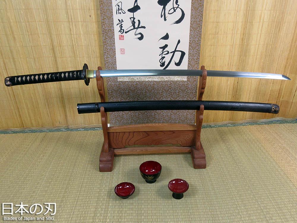 BoJ Katana #004: Antique Echizen Kanetane 085144
