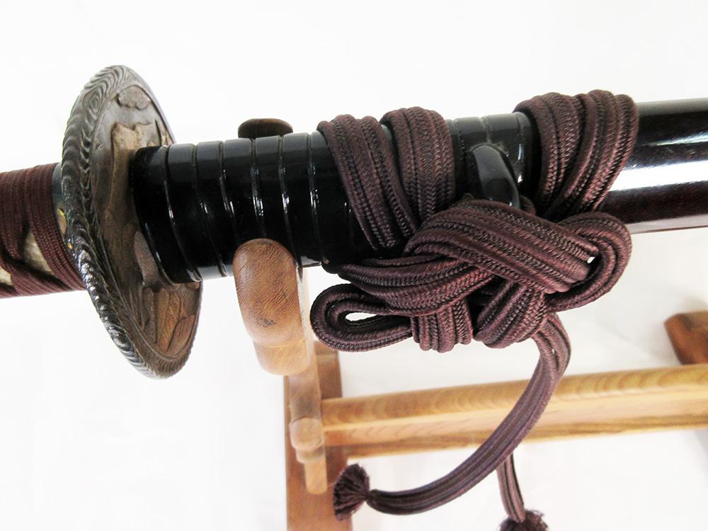BoJ Koshirae #001: Antique Edo Period Sword Fittings (no blade) 11