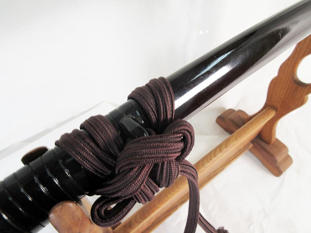 BoJ Koshirae #001: Antique Edo Period Sword Fittings (no blade) 12