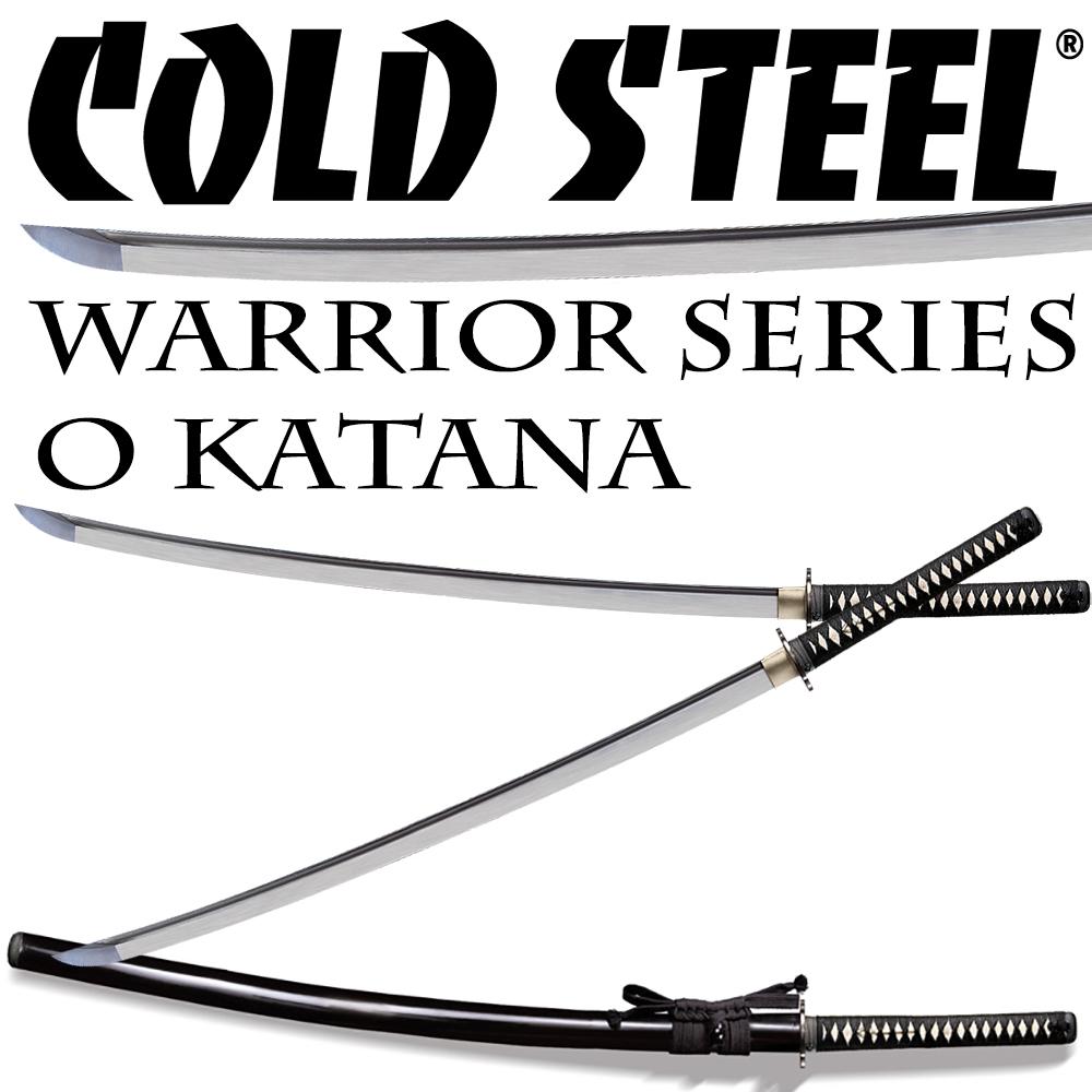 Cold Steel Warrior Series O Katana