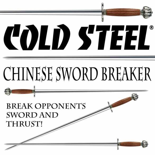 Cold Steel Chinese Sword Breaker
