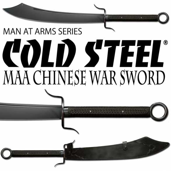 Cold Steel MAA Series Chinese War Sword