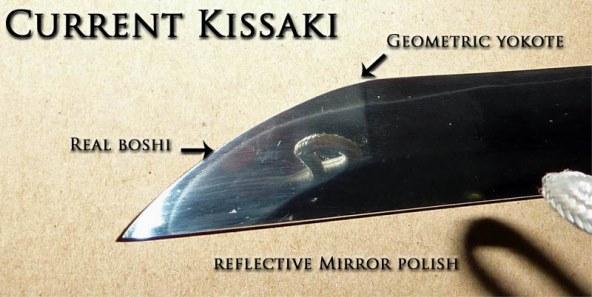 Improved Kissaki