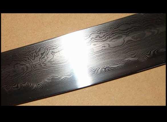 Custom Folded T10 Steel Option