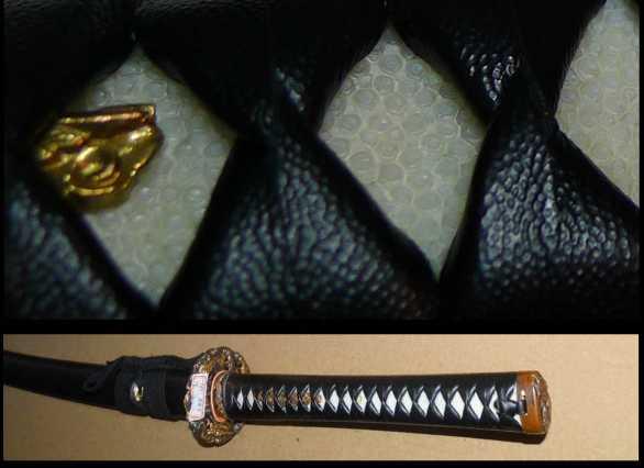 Custom Leather Ito Wrap