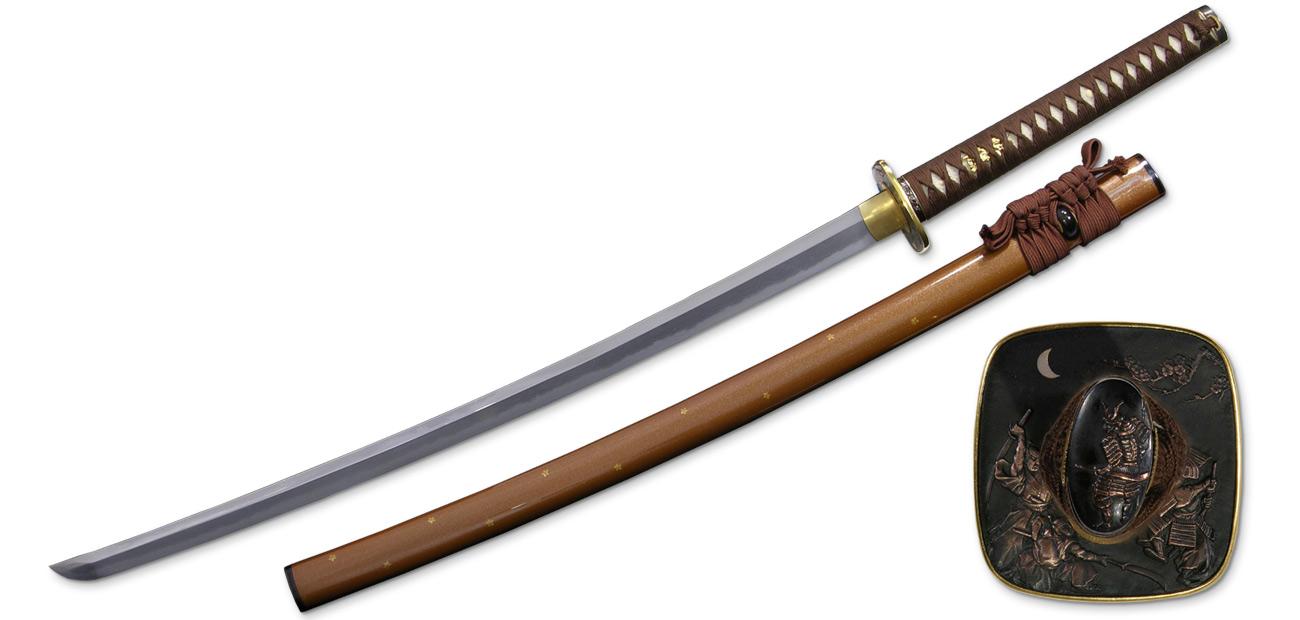 bushido-katana