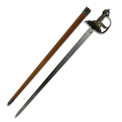 Cromwell Mortuary Sword