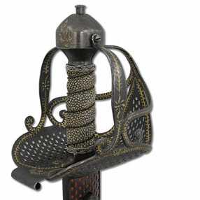 Hanwei Cromwell Mortuary Sword 1
