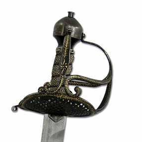 Cromwell Sword basket hilt