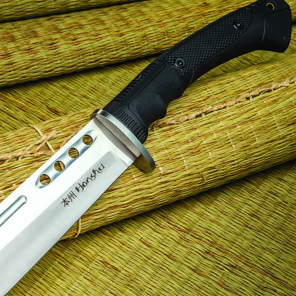 Honshu Warsword 4