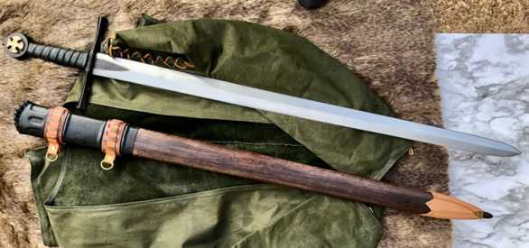 Kingdom of Arms Crusader Medieval War Sword
