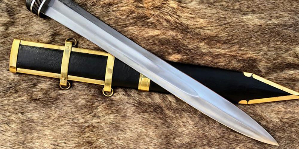 Kingdom of Arms Hispaniensis Roman Mainz Gladius Sword 1